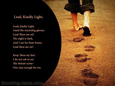 One Step At A Time (devotional) POEM