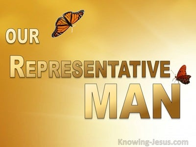 Our Representative Man (devotional)