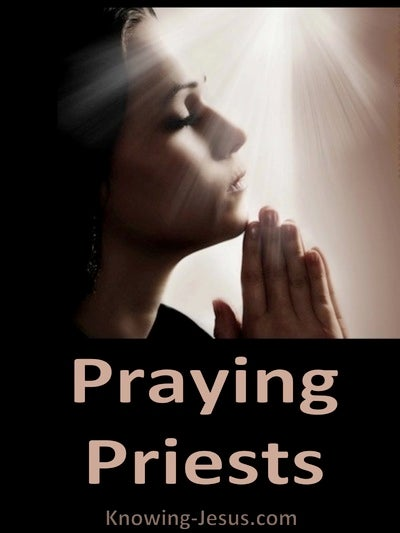 Praying Priests (devotional)