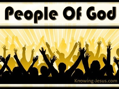 People Of God (devotional)10-23 (black)
