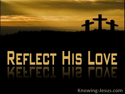Reflect His Love (devotional)