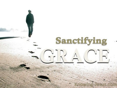 Sanctifying Grace (devotional)