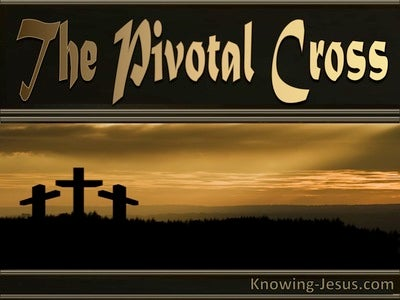 The Pivotal Cross (devotional)