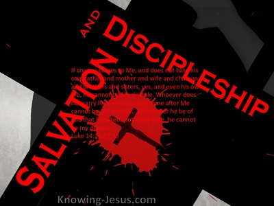Salvation and  Discipleship (devotional)