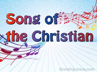Song of the Christian (devotional)