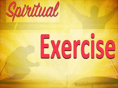 Spiritual Exercise (devotional)