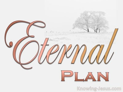 The Eternal Plan (devotional)
