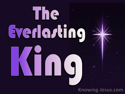 The Everlasting King (devotional)08-19 (pink)