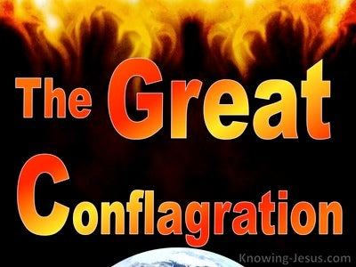 The Great Conflagration (devotional)