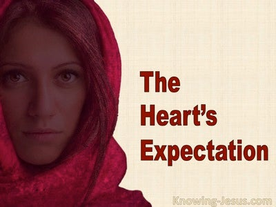 The Heart's Expectation (devotional)