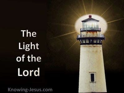 The Light Of The Lord (devotional)