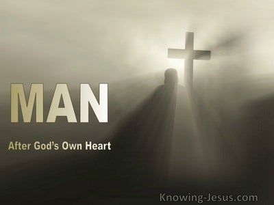 The Man After God's Own Heart (devotional)