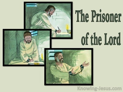The Prisoner of the Lord (devotional)