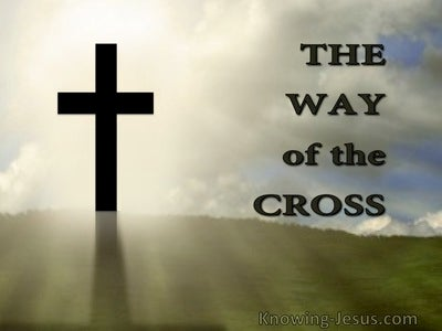SALVATION The Way Of The Cross (green)