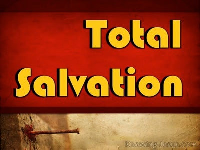 Total Salvation (devotional)