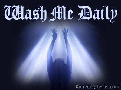 Wash Me Daily (devotional)08-01 (blue)