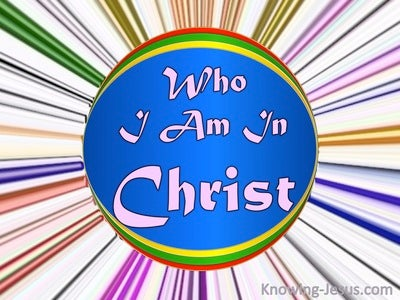 Who I Am In Christ (devotional) 2