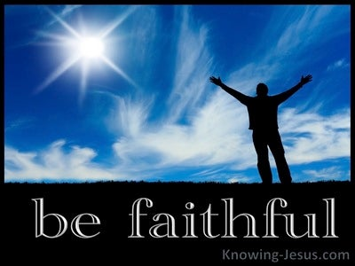 Revelation 2:10 A Faithful Witness (devotional)05:07