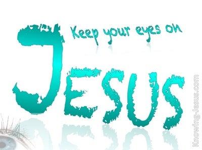 Hebrews 12:2 Christian Beware (devotional)10:06  (white)