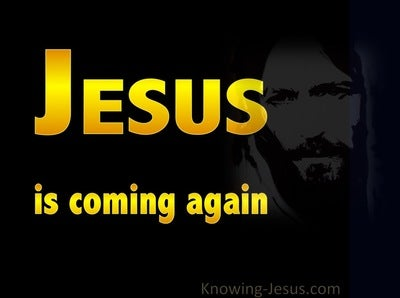 Revelation 1:7 The Coming King (devotional)08:22 (yellow)