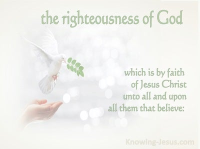 Romans 3:22 Glorious Grace (devotional)03-29 (green)