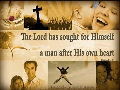1 Samuel 13:14 A Corporate Body (devotional)10:02 (brown)