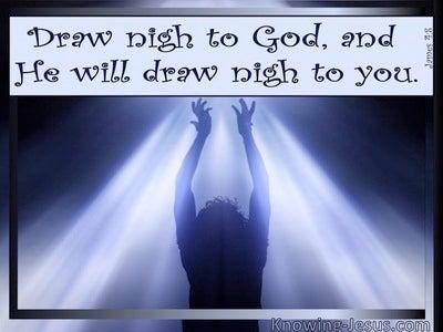 James 4:8  A Single Mind (devotional)07:15 (gray)