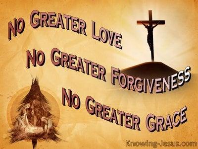 Amazing Grace (devotional)01-13 (brown) - John 15:13