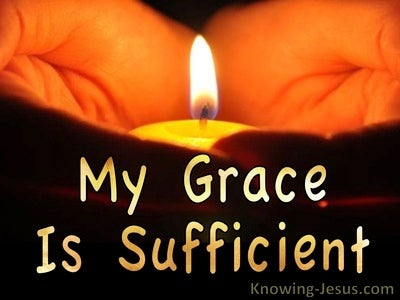 2 Corinthians 12:9 False Assumptions (devotional)11:07 (gold)