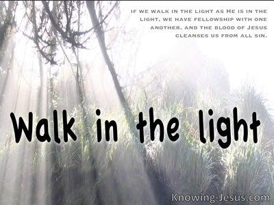 1 John 1:7 Stop Stunted Growth (devotional)04:13 (white)
