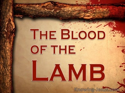 Revelation 12:11 The Blood of the Lamb (devotional)10:25 (beige)