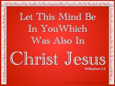 Philippians 2:5 The Spiritual Mind (devotional)05:26 (red)