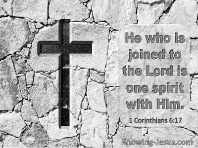 1 Corinthians 6:17 He Who Is Joined To The Lord Is One With Him (windows)06:30