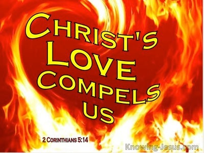 2 Corinthians 5:14 Christ's Love Compels Us (windows)09:11
