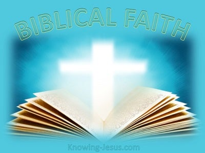 Biblical Faith (devotional)