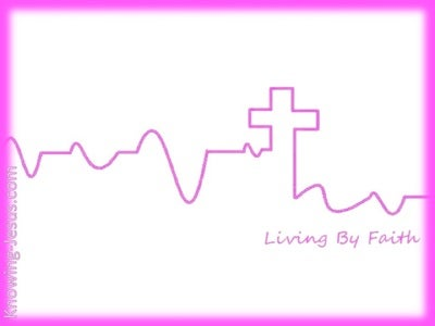Living By Faith (devotional)
