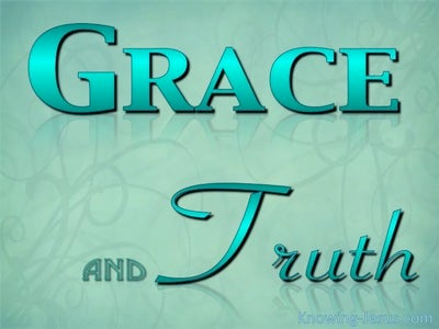 Grace and Truth (devotional)
