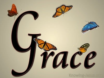 GRACE Butterfly (brown)