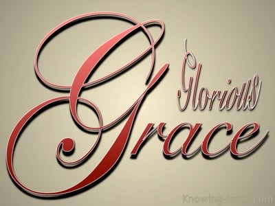 Glorious Grace (devotional)