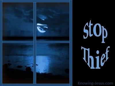 Stop Thief (devotional)11-07 (blue)
