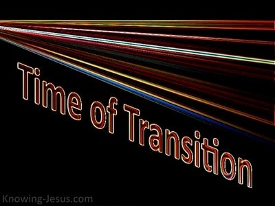 Time of Transition (devotional)10-28 (black)