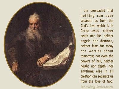 Romans 8 38 An Invincible Faith (devotional)04-12 (beige)