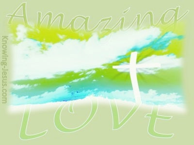Amazing Love (devotional)