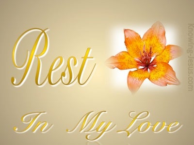 Rest In The Lord (devotional)01-26 (gold)