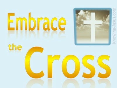 Embrace The Cross (devotional)