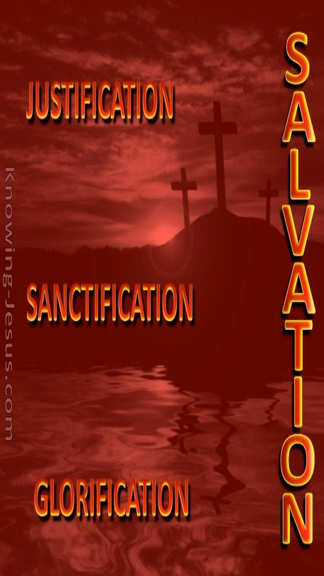 The Three Elements of Salvation (devotional)09-18 (red)