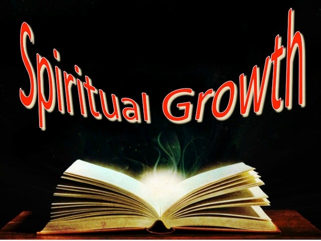 Spiritual Growth (red)