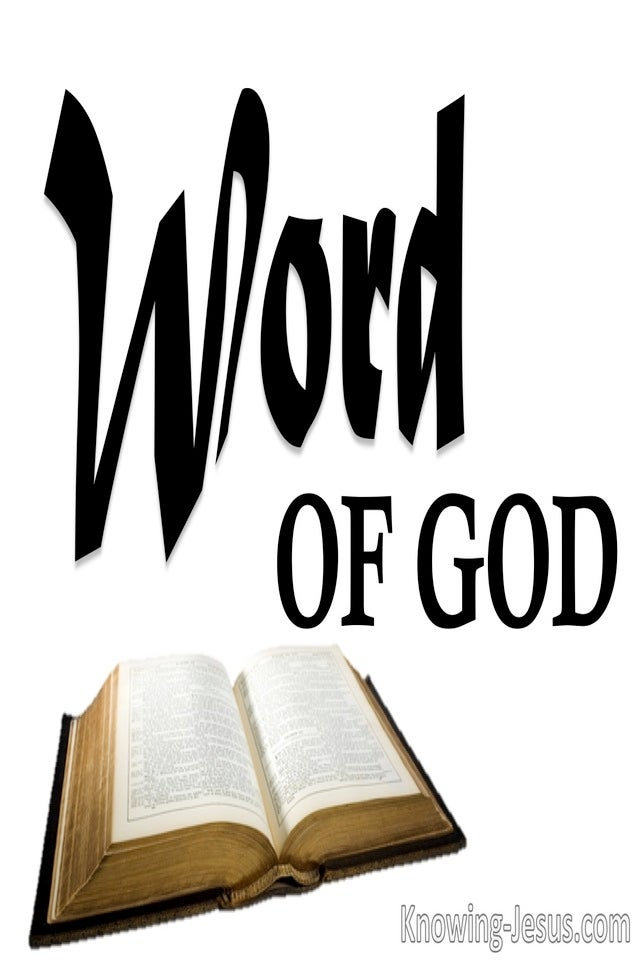 The Final Word (devotional) (black) - Romans 10:17