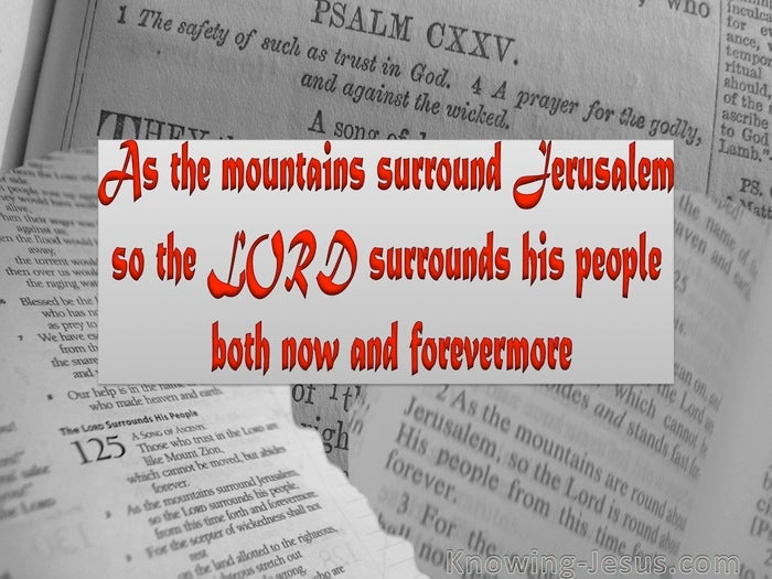 58 Bible verses about Mountains