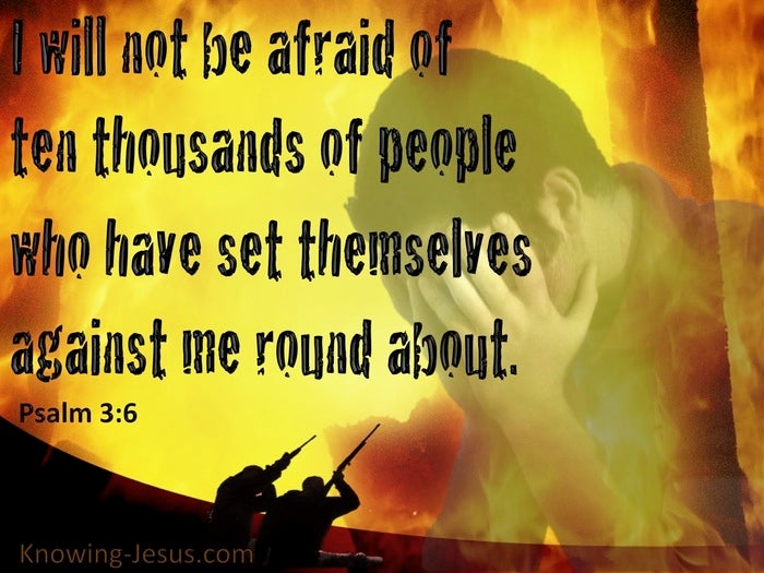 49 Bible verses about Enemy Attacks
